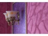 Лючитеция - декоративное покрытие с перламутровым эффектом и добавлением кварцевого песка.