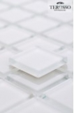Мозаика из стекла A11A. Выполнена из стекла высокого качества. Размер сетки 300Х300Х4. Размер чипа 23Х23/ В наличии.