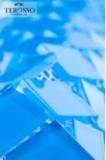Мозаика из стекла B30A. Выполнена из стекла высокого качества. Размер сетки 300Х300Х4. Размер чипа 23Х23