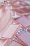 Мозаика из стекла Е61A. Выполнена из стекла высокого качества. Размер сетки 300Х300Х4. Размер чипа 23Х23. В наличии.