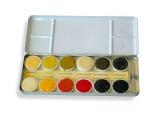 Набор ретуширующих красок GIOTTO