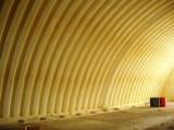 Наша компания производит утепление пенополиуретаном любых промышленных и административных зданий.