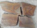 Натуральный камень Осенняя листва песчаник пластушка