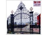 Недорогие кованые ворота, с установкой, в Губкине. Старый Оскол, ЗДК, тел. 7(4725)333-000