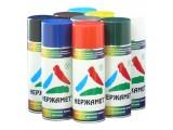 Нержамет-аэрозоль – антикоррозионная эмаль для окраски металла (в баллончиках)