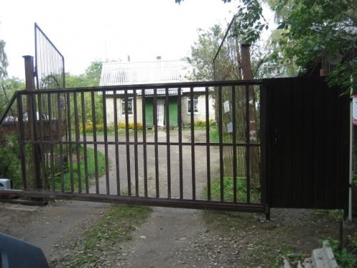 откатные ворота цена город раменское