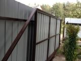 Откатные ворота (полотно)
