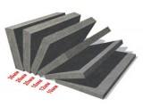 Панели STROPAN объединяют в себе лучшие свойства цемента и древесины.