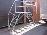 передвижные рабочие площадки (мостики) (ПРП-М)