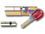 Перекодируемый цилиндр master-lokc для Китайских дверей личина мастерлок с функцией перекодировки.