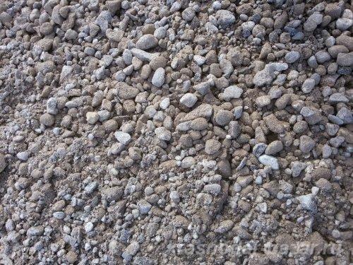 ГПС (гравийно-песчаная смесь) оптом
