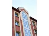 Пластиковое окно 1430х1500. Профиль VEKA EUROLINE (класс А, 58 мм)