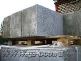 Полистиролбетонные блоки D 250 Размерный ряд: 200*300*600, 300*300*600, 375*300*600, 400*300*600
