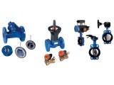 Продажа и поставка регуляторов давления, клапанов, кранов, затворов и прочей арматуры