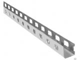 Профиль П-образный 30*30*30*2 L=2m (двусторонняя перфорация)