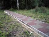 РАСПРОДАЖА сезонных остатков плиты тротуарные от 180руб/м2