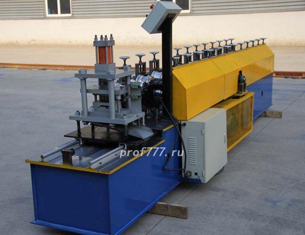 Оборудование для производства секционных металлических ворот,Китай