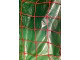 Заградительные сетки для футбольных полей и теннисных кортов.