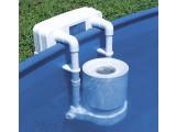 Скиммер навесной для стационарных и сборных бассейнов MTH SK 2