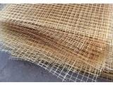Стеклопластиковая сетка композитная 100х100 мм из стеклопластиковой арматуры. Карты 500х1200 мм (0,6м2).