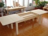 Стол деревянный раздвижной