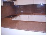 Столешница для кухонного гарнитура из гранита
