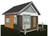 Строим дачные домики