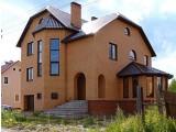 Строительство частных домов из лицевого кирпича в Новосибирске под ключ. Строительство заборов, из облицовочного кирпича в Новосибирске. Отзывы
