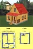 Строительство домов и бань из бруса. (Садовые и для круглогодичного проживания)
