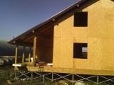 Строительство домов из СИП Панелей и Винтовые фундаменты