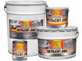Цельсит-600 — кремнийорганическая термостойкая эмаль для металла