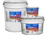 Тексипол - износостойкая глянцевая краска для бетонного пола на органической основе