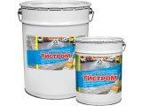 Тистром - полиуретановый лак для бетонных и мозаичных полов