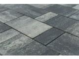 Тротуарная вибропрессованная плитка Ландхаус, Color Mix 7, BRAER, с доставкой на объект!