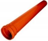 Труба ПВХ канализационная наружная