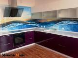 Угловые и встроенные кухонные гарнитуры на заказ от Мебель Моне