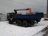 Услуги крана-манипулятора в Чехове, в Чеховском районе.