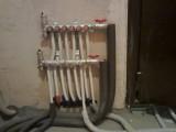 установка замена ремонт коллектора водоснабжения (холодные и горячие водопроводные трубы) Екатеринбург.