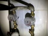 Установка, замена счетчиков воды (водосчетчиков).