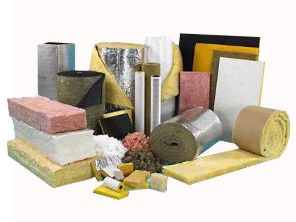 Изоляционные материалы (Теплоизоляция, Гидроизоляция, Пароизоляция)