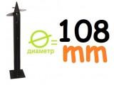 Винтовая Свая СВС 108/2600