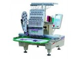 Вышивальная машина JACК CTF1201 одноголовочная 12 игольная для вышивки логотипов на рабочей спецодежде