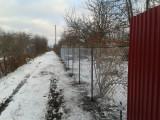 Забор из сетки рабица в челябинске