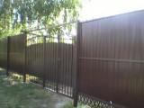 Забор (металлопрофиль)