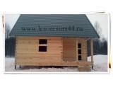 Загородные деревянные дома строительство