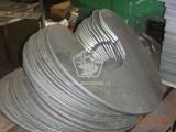 Заготовка винта винтовой сваи диаметр -300 мм.