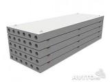 Жби плиты перекрытия ПК и ПБ любых размеров(цена указана на ПК 40-12-8 с доставкой)